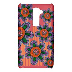 Colorful Floral Dream LG G2