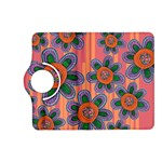 Colorful Floral Dream Kindle Fire HD (2013) Flip 360 Case Front