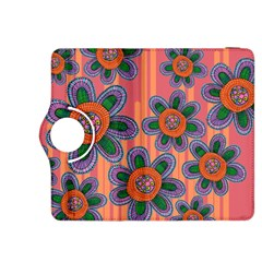 Colorful Floral Dream Kindle Fire Hdx 8 9  Flip 360 Case