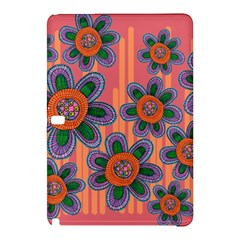 Colorful Floral Dream Samsung Galaxy Tab Pro 10.1 Hardshell Case