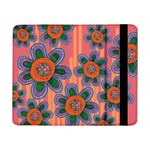 Colorful Floral Dream Samsung Galaxy Tab Pro 8.4  Flip Case Front
