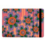 Colorful Floral Dream Samsung Galaxy Tab Pro 10.1  Flip Case Front