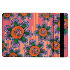 Colorful Floral Dream Ipad Air Flip