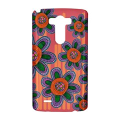 Colorful Floral Dream LG G3 Hardshell Case