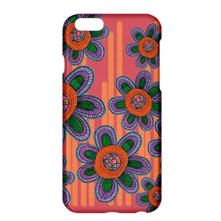 Colorful Floral Dream Apple iPhone 6 Plus/6S Plus Hardshell Case