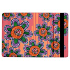 Colorful Floral Dream iPad Air 2 Flip