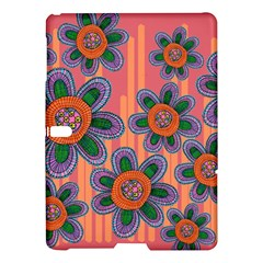 Colorful Floral Dream Samsung Galaxy Tab S (10 5 ) Hardshell Case