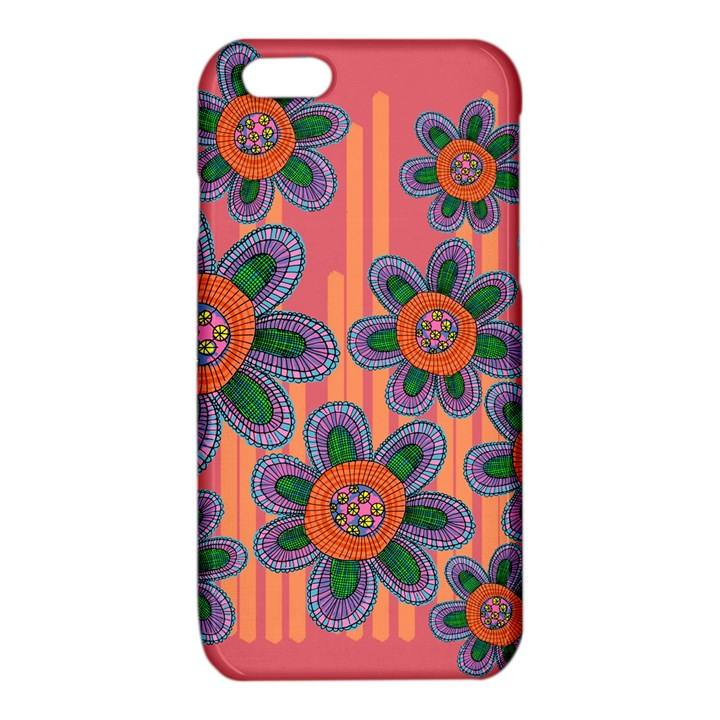 Colorful Floral Dream iPhone 6/6S TPU Case