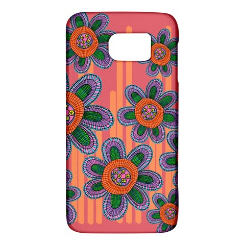 Colorful Floral Dream Galaxy S6