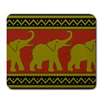 Elephant Pattern Large Mousepads Front