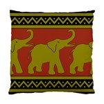 Elephant Pattern Standard Cushion Case (Two Sides) Front