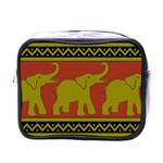 Elephant Pattern Mini Toiletries Bags Front