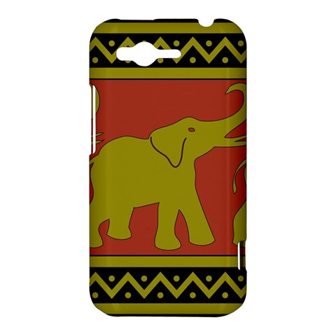 Elephant Pattern HTC Rhyme