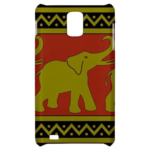 Elephant Pattern Samsung Infuse 4G Hardshell Case
