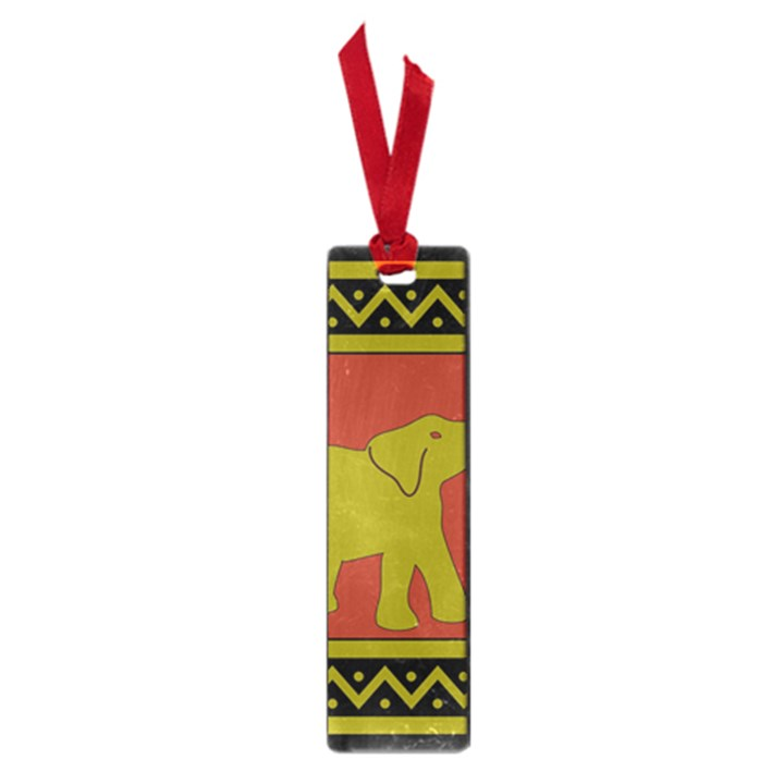 Elephant Pattern Small Book Marks