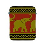 Elephant Pattern Apple iPad 2/3/4 Protective Soft Cases Front