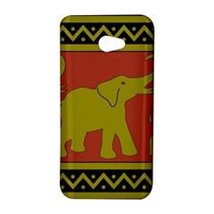 Elephant Pattern HTC Butterfly S/HTC 9060 Hardshell Case