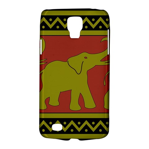 Elephant Pattern Galaxy S4 Active