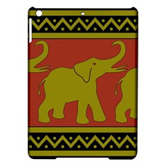 Elephant Pattern iPad Air Hardshell Cases