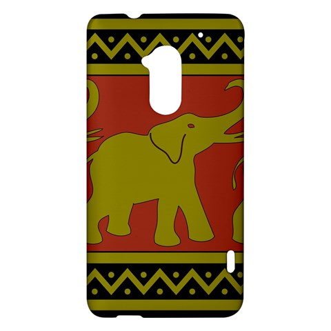 Elephant Pattern HTC One Max (T6) Hardshell Case