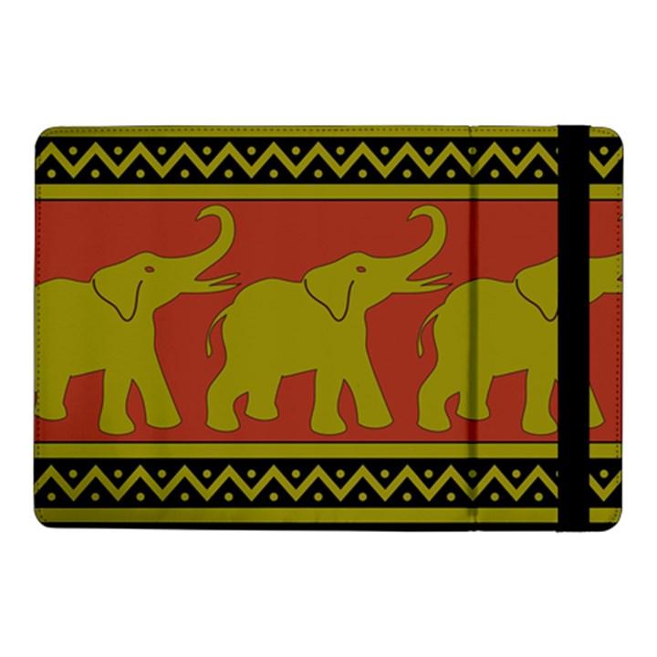 Elephant Pattern Samsung Galaxy Tab Pro 10.1  Flip Case