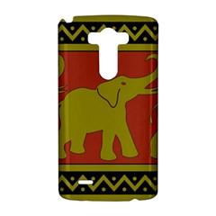 Elephant Pattern LG G3 Hardshell Case