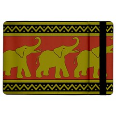 Elephant Pattern iPad Air 2 Flip