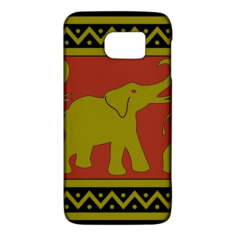 Elephant Pattern Galaxy S6