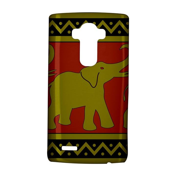 Elephant Pattern LG G4 Hardshell Case