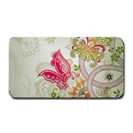 Floral Pattern Background Medium Bar Mats 16 x8.5 Bar Mat - 1