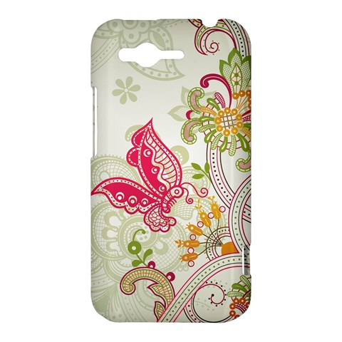 Floral Pattern Background HTC Rhyme