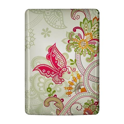 Floral Pattern Background Kindle 4