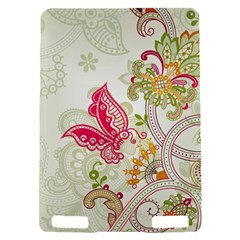 Floral Pattern Background Kindle Touch 3G