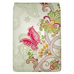 Floral Pattern Background Flap Covers (L)  Front