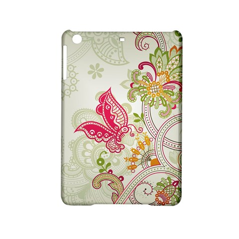 Floral Pattern Background iPad Mini 2 Hardshell Cases