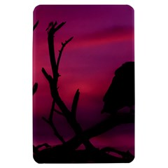 Vultures At Top Of Tree Silhouette Illustration Kindle Fire (1st Gen) Hardshell Case