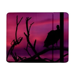 Vultures At Top Of Tree Silhouette Illustration Samsung Galaxy Tab Pro 8.4  Flip Case