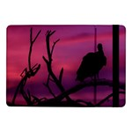 Vultures At Top Of Tree Silhouette Illustration Samsung Galaxy Tab Pro 10.1  Flip Case Front