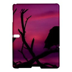 Vultures At Top Of Tree Silhouette Illustration Samsung Galaxy Tab S (10 5 ) Hardshell Case
