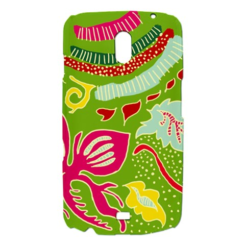 Green Organic Abstract Samsung Galaxy Nexus i9250 Hardshell Case
