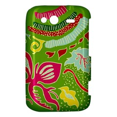 Green Organic Abstract HTC Wildfire S A510e Hardshell Case