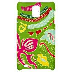 Green Organic Abstract Samsung Infuse 4G Hardshell Case