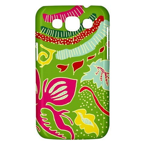 Green Organic Abstract Samsung Galaxy Win I8550 Hardshell Case
