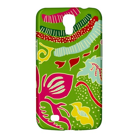 Green Organic Abstract Samsung Galaxy Mega 6.3  I9200 Hardshell Case