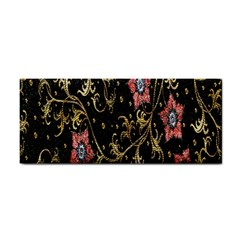 Floral Pattern Background Hand Towel