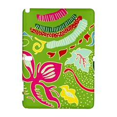 Green Organic Abstract Samsung Galaxy Note 10.1 (P600) Hardshell Case
