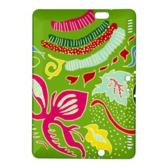 Green Organic Abstract Kindle Fire HDX 8.9  Hardshell Case