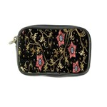 Floral Pattern Background Coin Purse Front
