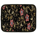Floral Pattern Background Netbook Case (XL)  Front