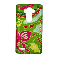 Green Organic Abstract LG G4 Hardshell Case